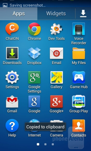 The Samsung Galaxy Ace 3 comes with the latest version of the TouchWiz Nature UX interface - Samsung Galaxy Ace 3 Review