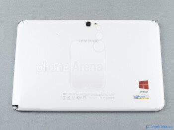Back - Samsung ATIV Tab 3 Preview