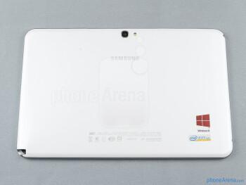 Back - Samsung ATIV Tab 3 Preview