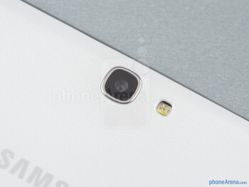 Rear camera - Samsung ATIV Tab 3 Preview