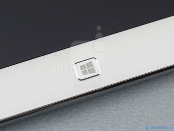 Windows button - Samsung ATIV Tab 3 Preview