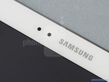 Front camera - Samsung ATIV Tab 3 Preview
