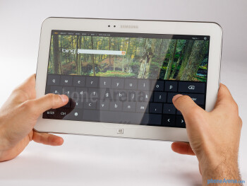 The Samsung Ativ Tab 3 is surprisingly light and thin for a Windows 8 machine - Samsung ATIV Tab 3 Preview