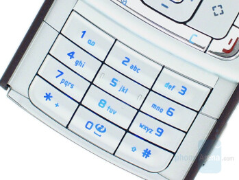 Backlight On - Nokia N95 Review