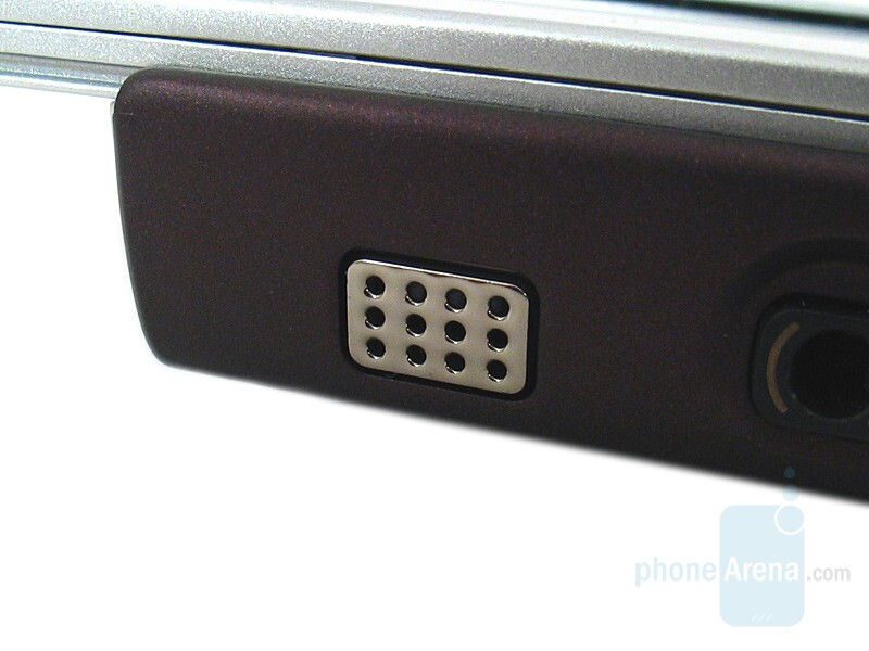The stereo speakers - Nokia N95 Review
