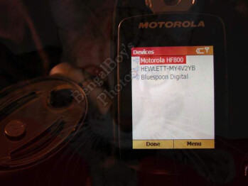 Motorola MPx220 review
