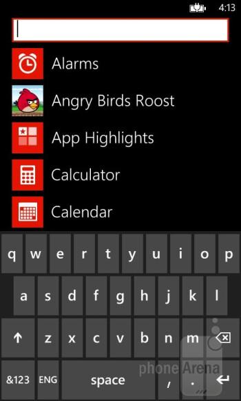 MS Office and WP8 keyboard - Nokia Lumia 620 vs Nokia Lumia 720