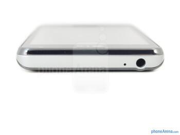 Top - LG Optimus F3 Review