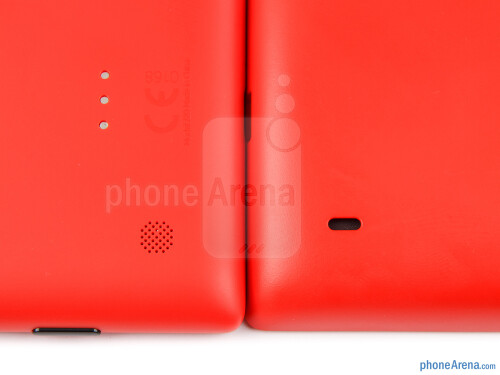 Nokia Lumia 520 vs Nokia Lumia 720