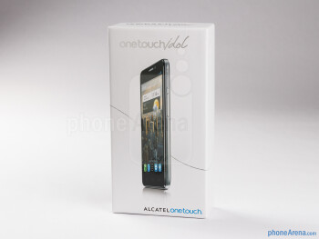 Alcatel One Touch Idol Review