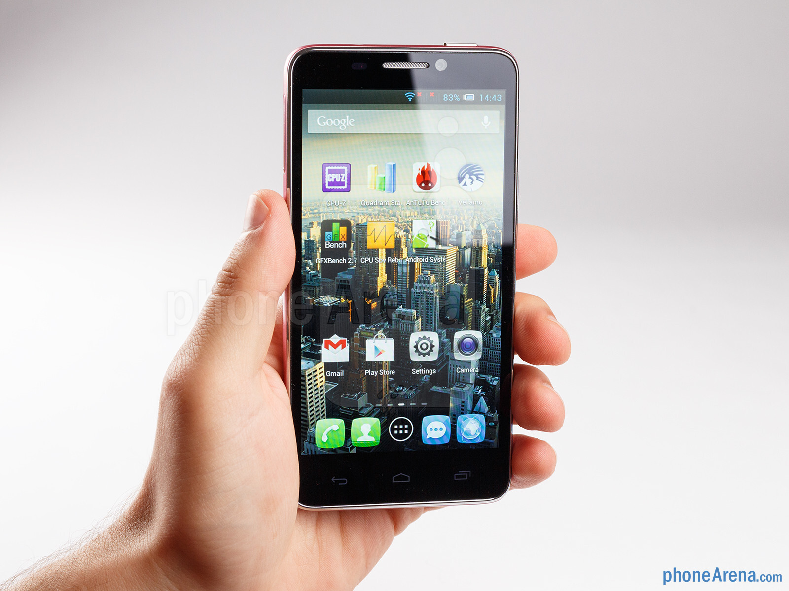 alcatel one touch idol review call quality battery and. Black Bedroom Furniture Sets. Home Design Ideas