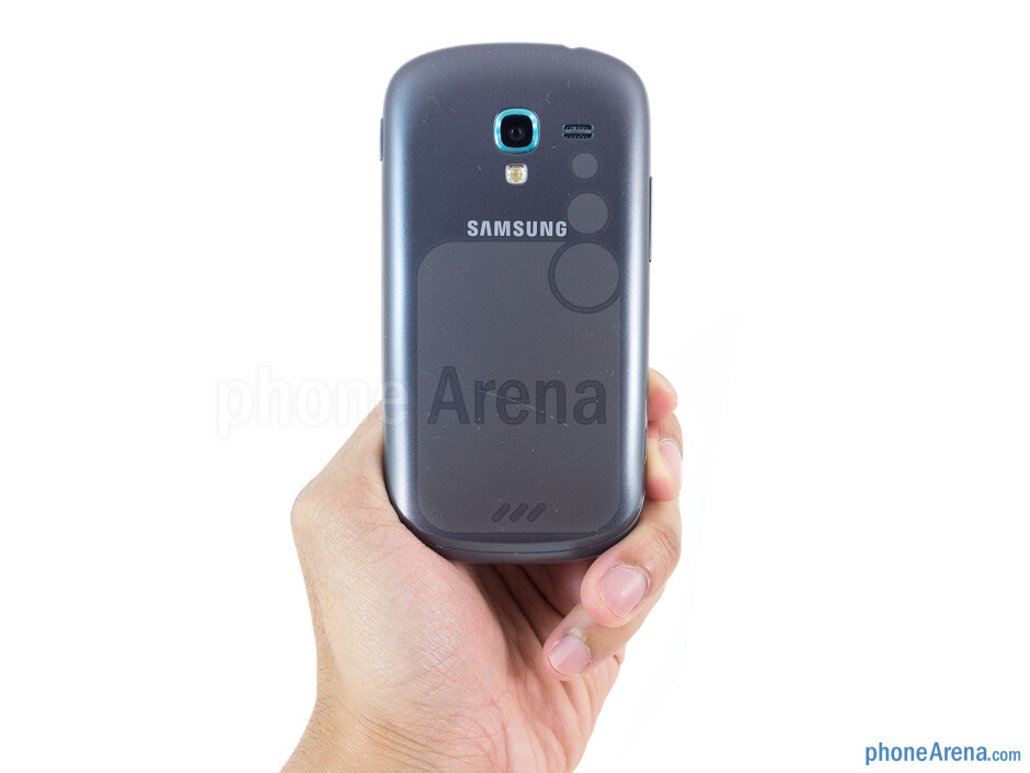 The Samsung Galaxy Exhibit is compact and lightweight - Samsung Galaxy Exhibit Review