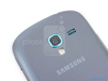 Rear camera - Samsung Galaxy Exhibit Review