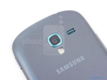 Rear camera - Samsung Galaxy Exhibit Review