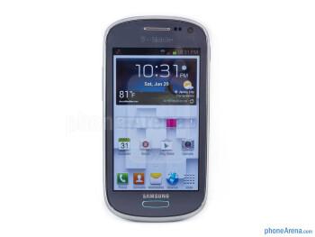 Samsung Galaxy Exhibit Review