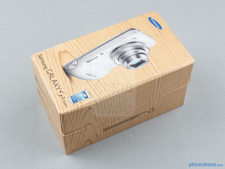 Samsung Galaxy S4 Zoom Review