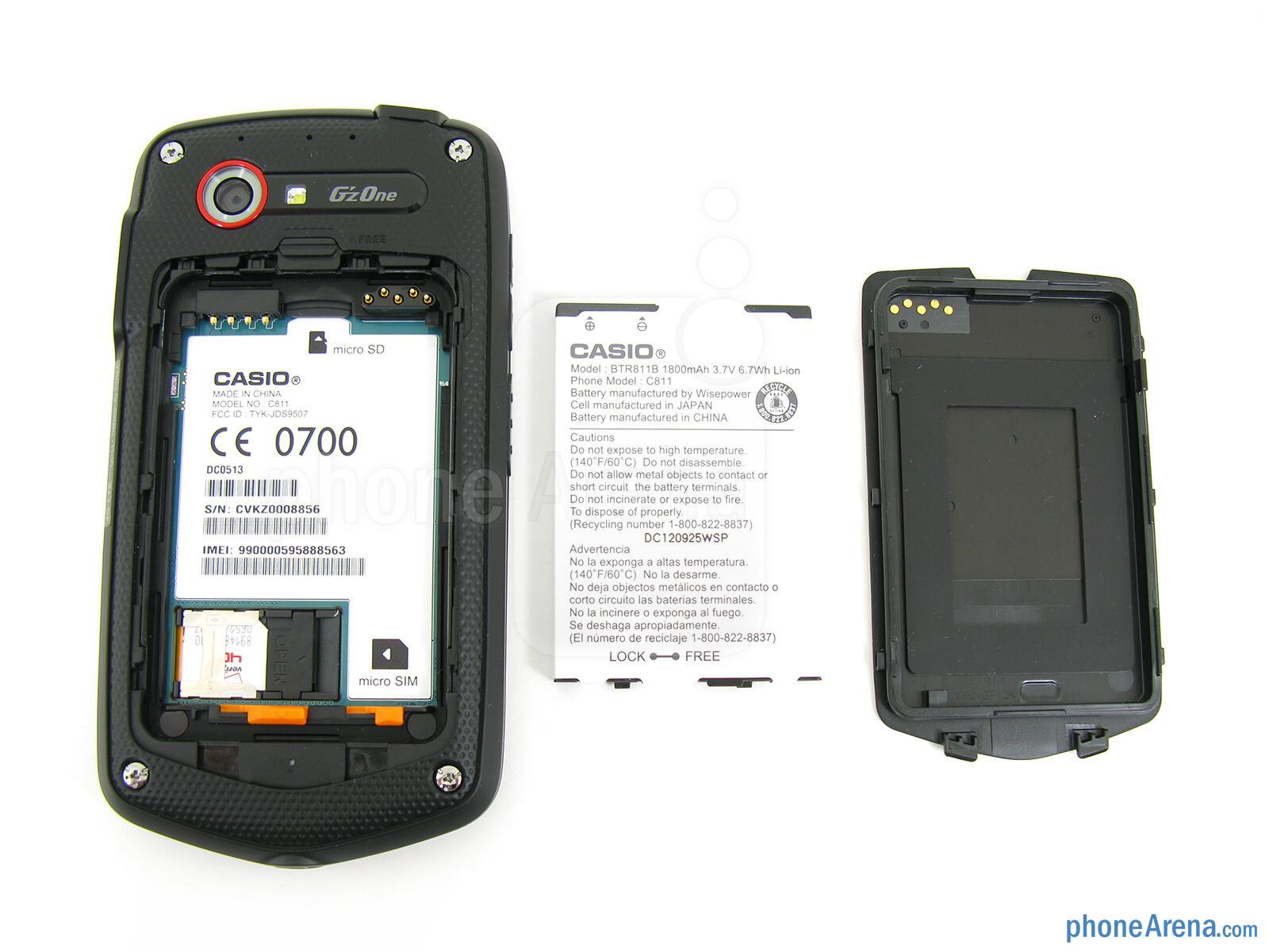 casio g zone commando 4g lte review