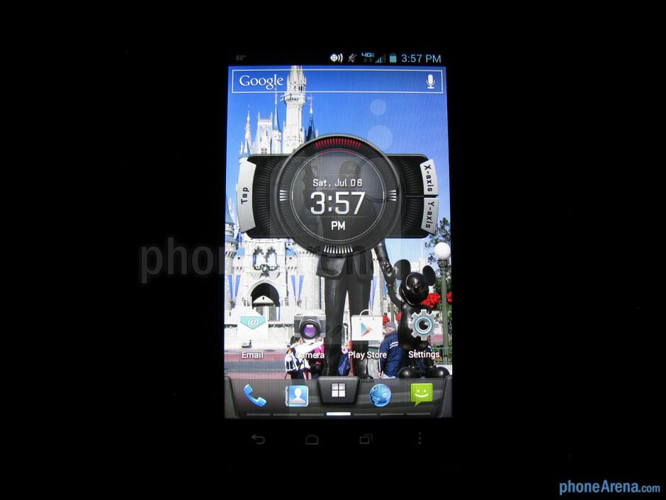 Casio G'zOne Commando 4G LTE Review