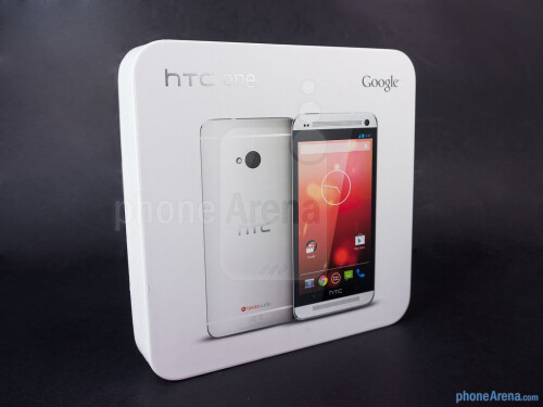 HTC One Google Play Edition Review