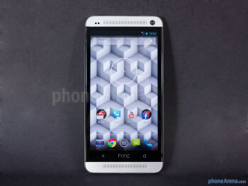 Front - HTC One Google Play Edition Review