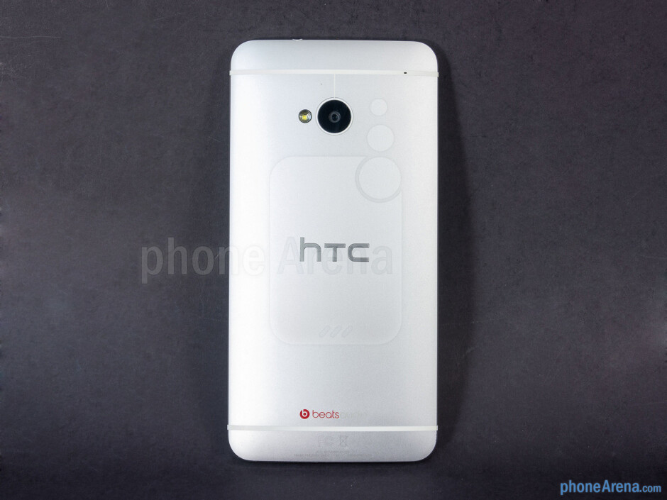 Back - HTC One Google Play Edition Review