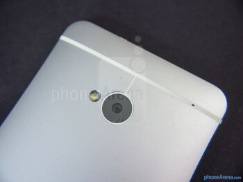 Rear camera - HTC One Google Play Edition Review