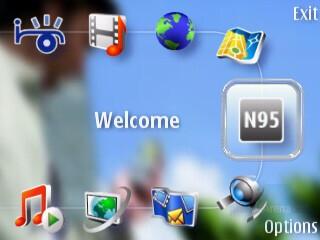 Media Menu - Nokia N95 Review
