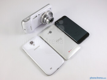 Camera Comparison: Samsung Galaxy S4 Zoom vs Galaxy S4, HTC One, iPhone 5