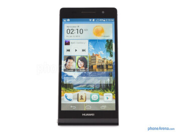Front - Huawei Ascend P6 Review