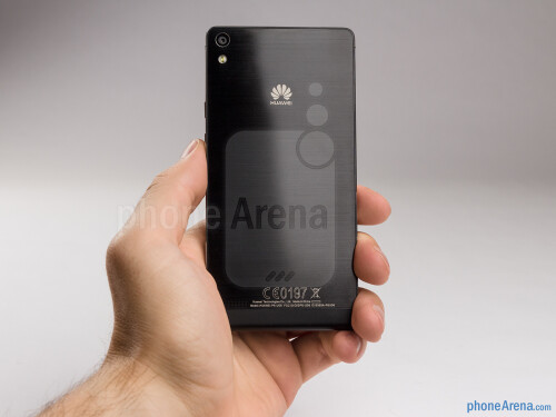 Huawei Ascend P6 Review