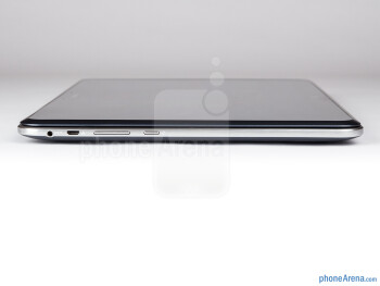 The sides of the Samsung Ativ Q - Samsung ATIV Q Review
