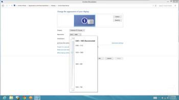 DPI scaling - Samsung ATIV Q Review