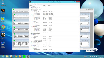 Stress temps stay stable - Samsung ATIV Q Review