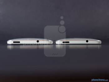 These two are basically the same phone in terms of hardware, so they have exactly the same look and feel - HTC One Google Play Edition vs HTC One