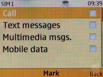 The SIM Manager app - Nokia Asha 210 Dual SIM Review