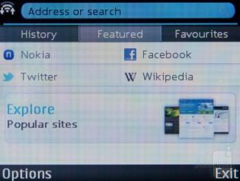 The Nokia Xpress Browser - Nokia Asha 210 Dual SIM Review