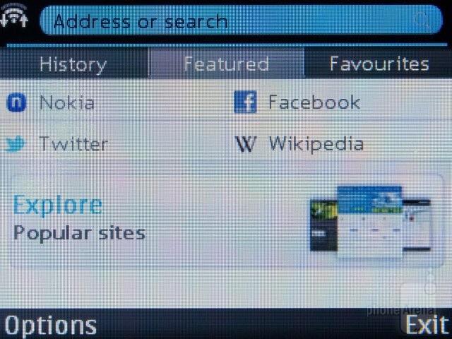 info/maklumat/soaljawap: nokia asha 210 interface