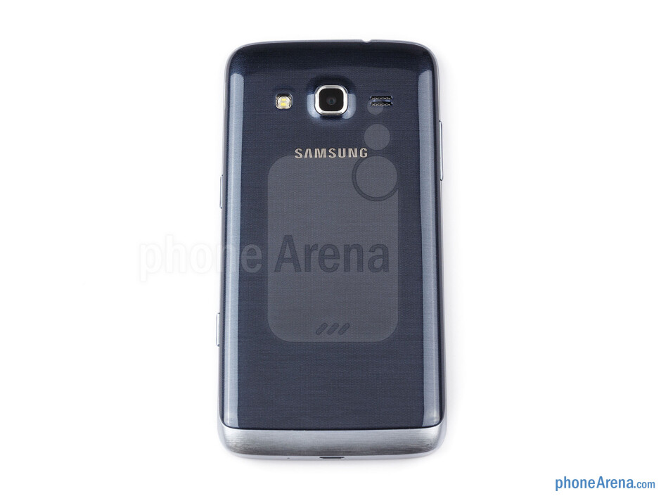 Back - Samsung ATIV S Neo Preview