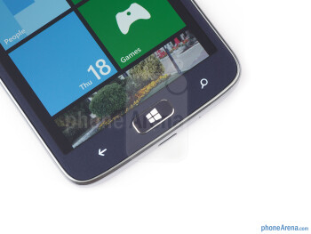 Windrows buttons - Samsung ATIV S Neo Preview