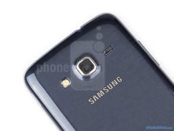Rear camera - Samsung ATIV S Neo Preview