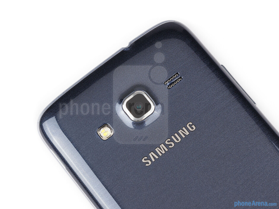 Rear camera - Samsung ATIV S Neo Preview