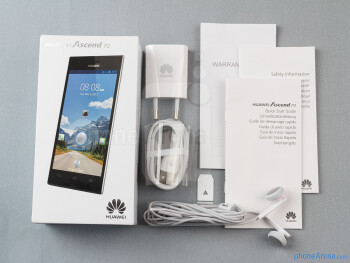 Huawei Ascend P2 Review