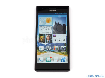 Front - Huawei Ascend P2 Review