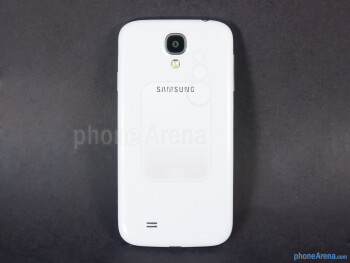 Back - Samsung Galaxy S4 Google Play Edition Review