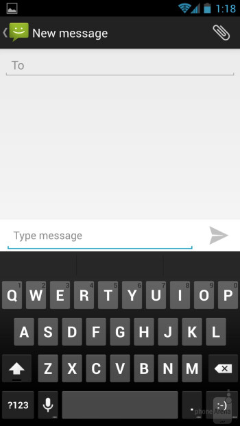 Messaging - Samsung Galaxy S4 Google Play Edition Review