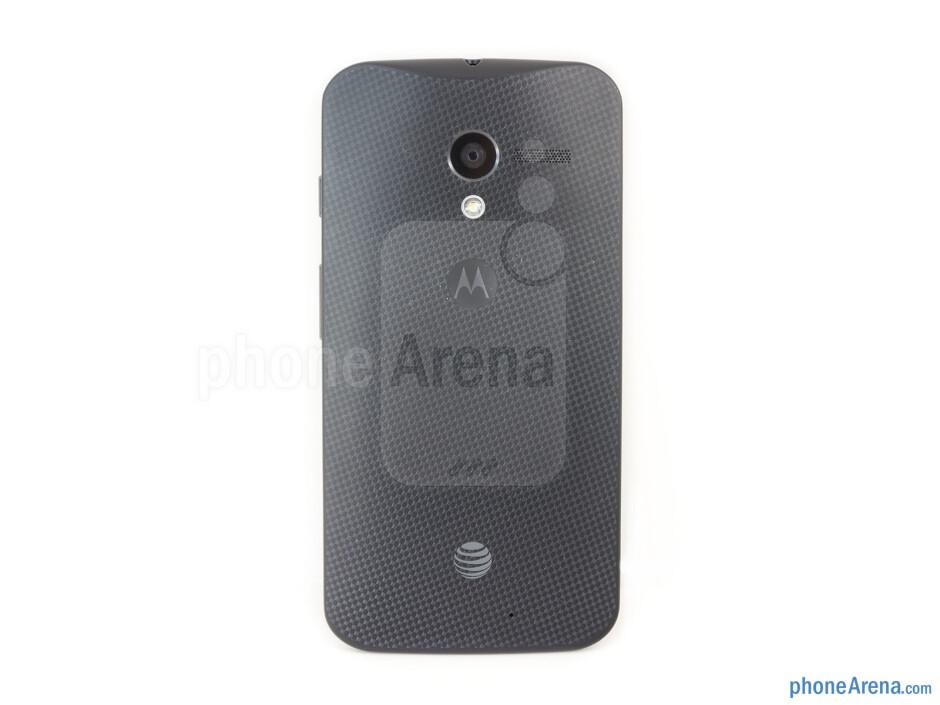 Back - Motorola Moto X 2013 Review