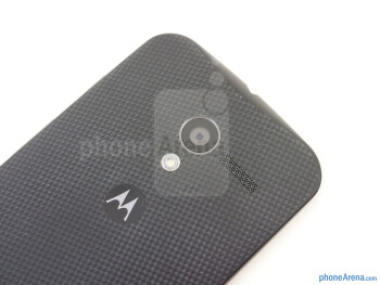 Rear camera - Motorola Moto X Review