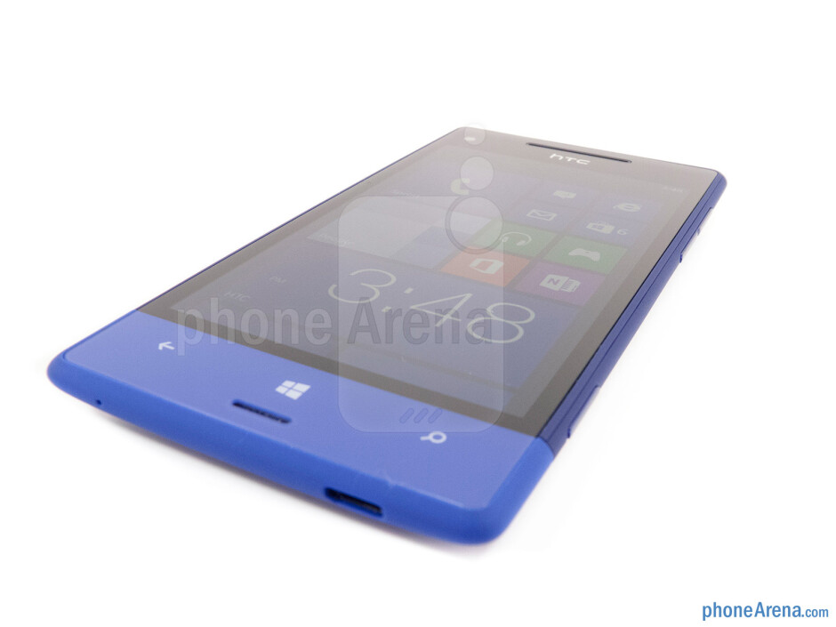 Front - HTC 8XT Review