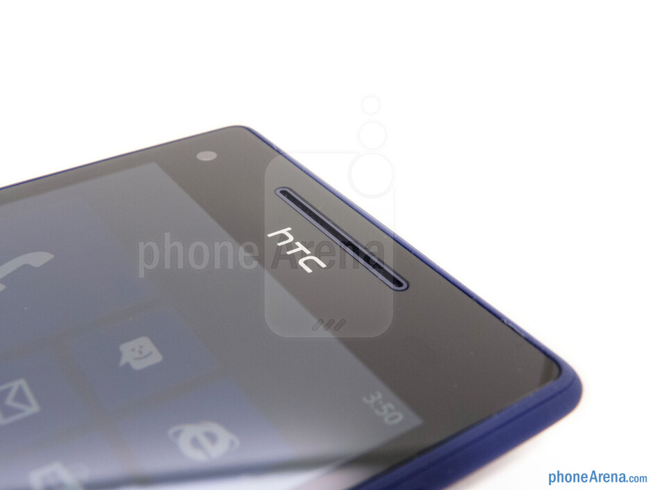 Speaker and front cam - HTC 8XT Review