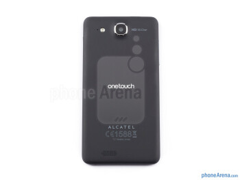 Back - Alcatel One Touch Idol Ultra Review